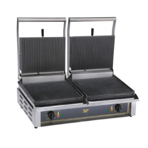 Kontakt grill DOUBLE PANINI | ROLLER GRILL