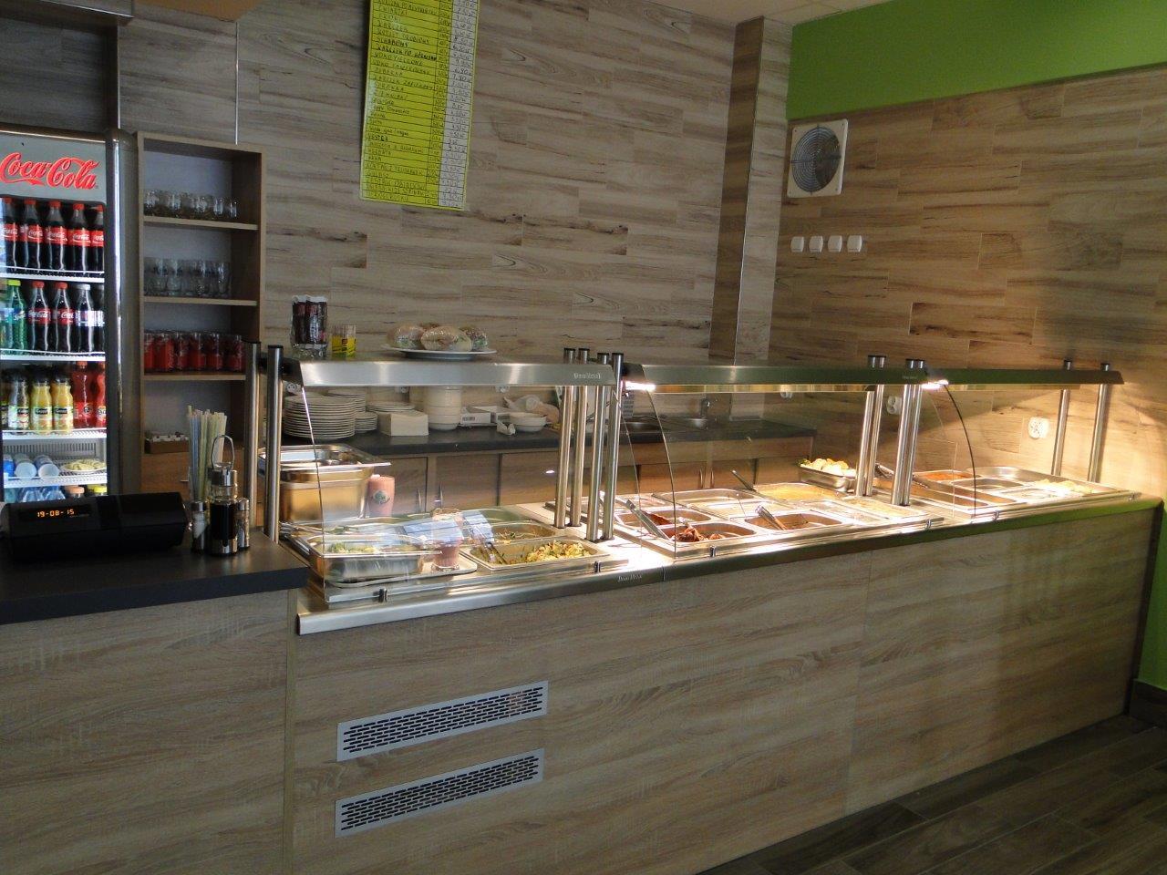 Projekt technologiczny kuchni, lokalu gastronomiczego -> Projekt Kuchni Gastronomicznej